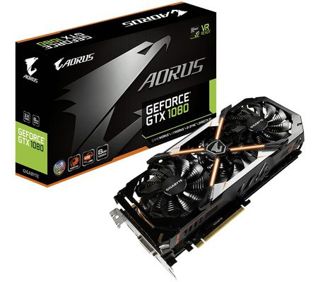 Aorus GeForce GTX 1080 8G