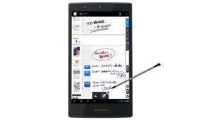 Sharp Aquos Pad : tablette 7 pouces Android à dalle IGZO