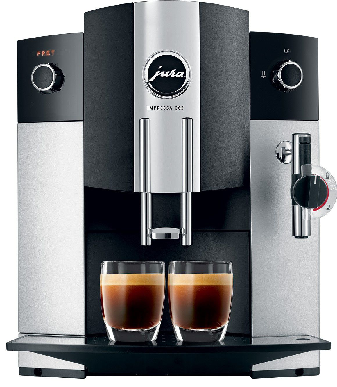 jura impressa c60 c65 test complet cafeti re automatique avec broyeur les num riques. Black Bedroom Furniture Sets. Home Design Ideas