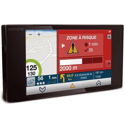Coyote Nav, l'assistant à la conduite avec option navigation GPS