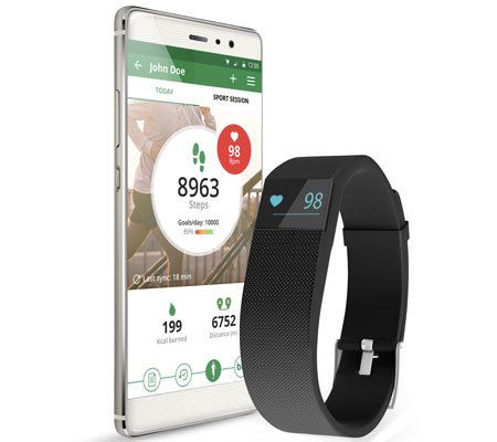 BewellConnect BW-MyCoach Pulse BW-HB16