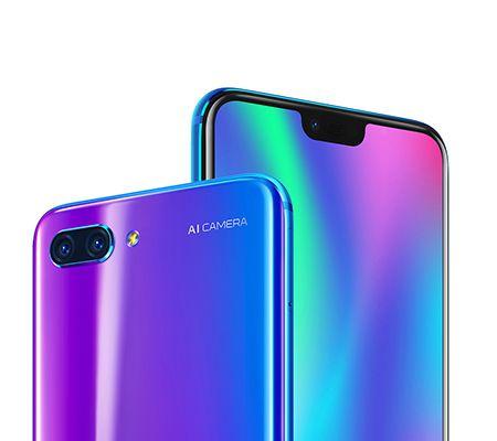 4d09f82ce92e Honor 10   test, prix et fiche technique - Smartphone - Les Numériques
