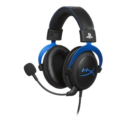 HyperX Cloud for PlayStation 4