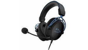 Cloud AlphaS, le nouveau casque gaming d'HyperX