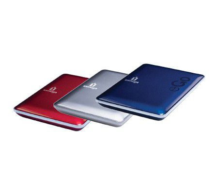 Iomega eGo Portable Series 500 Go