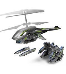 Silverlit Heli Transbot: à la fois robot et hélicoptère