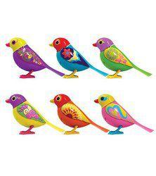 Silverlit DigiBirds, ces oiseaux-robots chantent en chœur
