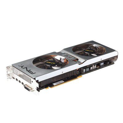 PNY GeForce GTX 980 OC2 Pure Performance, bien overclockée