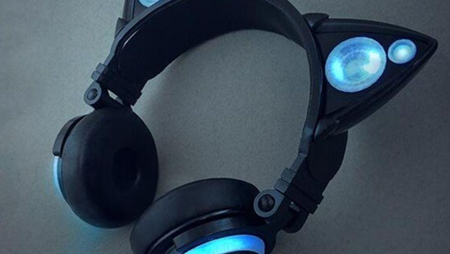 axent wear casque audio oreilles de chat forum