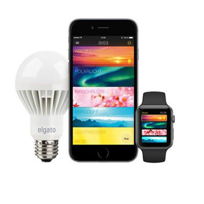 Elgato Avea: une ampoule HomeKit connectée qui vend du rêve