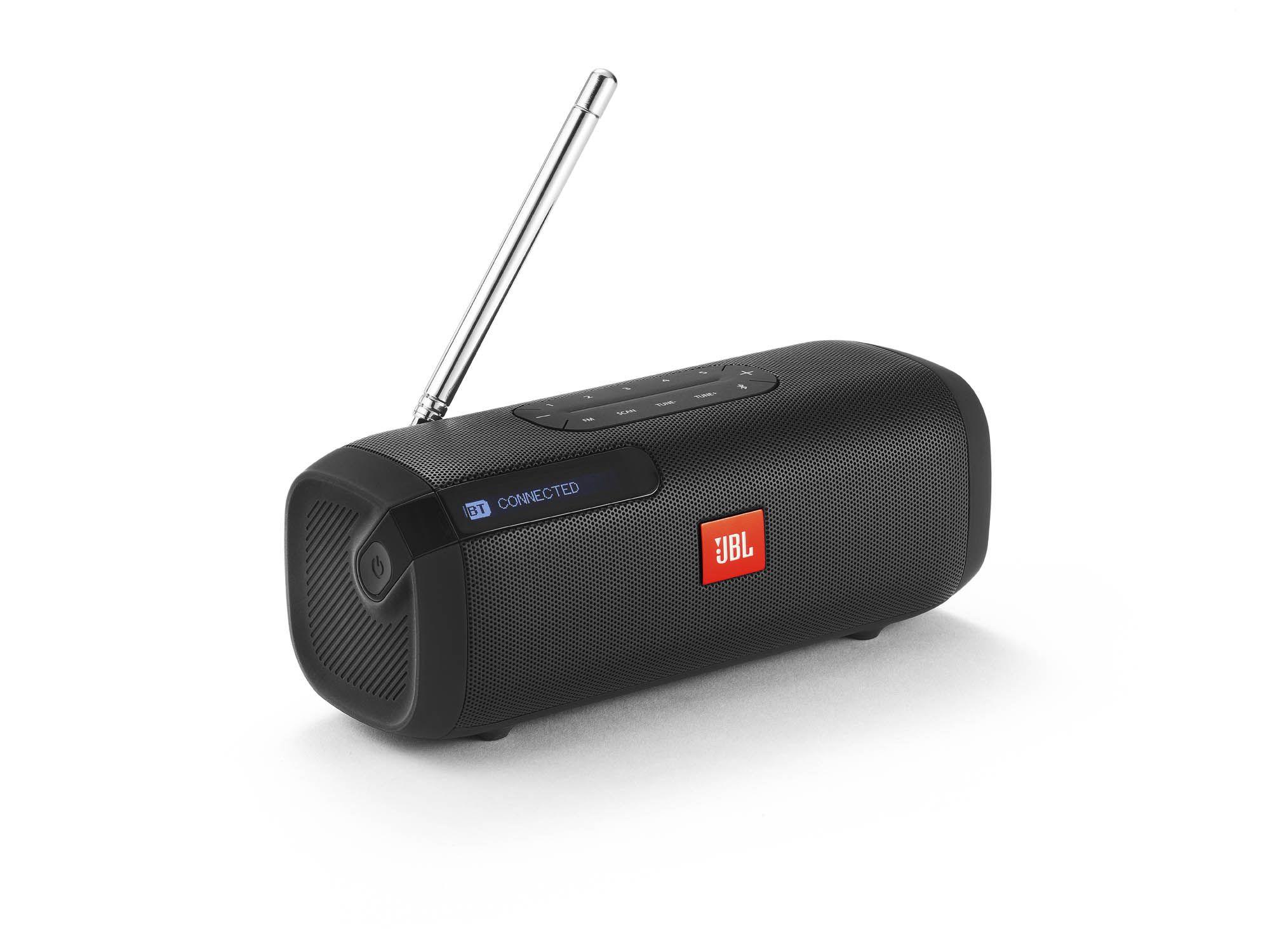 Jbl Lance Une Radio Portable La Tuner Les Numériques