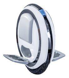 Ninebot One E, la roue design et confortable