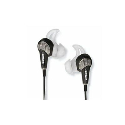 Bose QuietComfort QC20i, la réduction de bruit miniaturisée