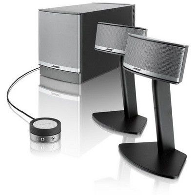 bose companion 5 test complet enceintes pc les num riques. Black Bedroom Furniture Sets. Home Design Ideas