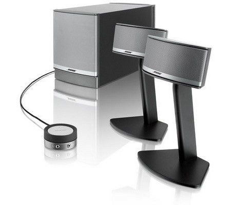 bose companion 5 test complet enceintes pc les. Black Bedroom Furniture Sets. Home Design Ideas
