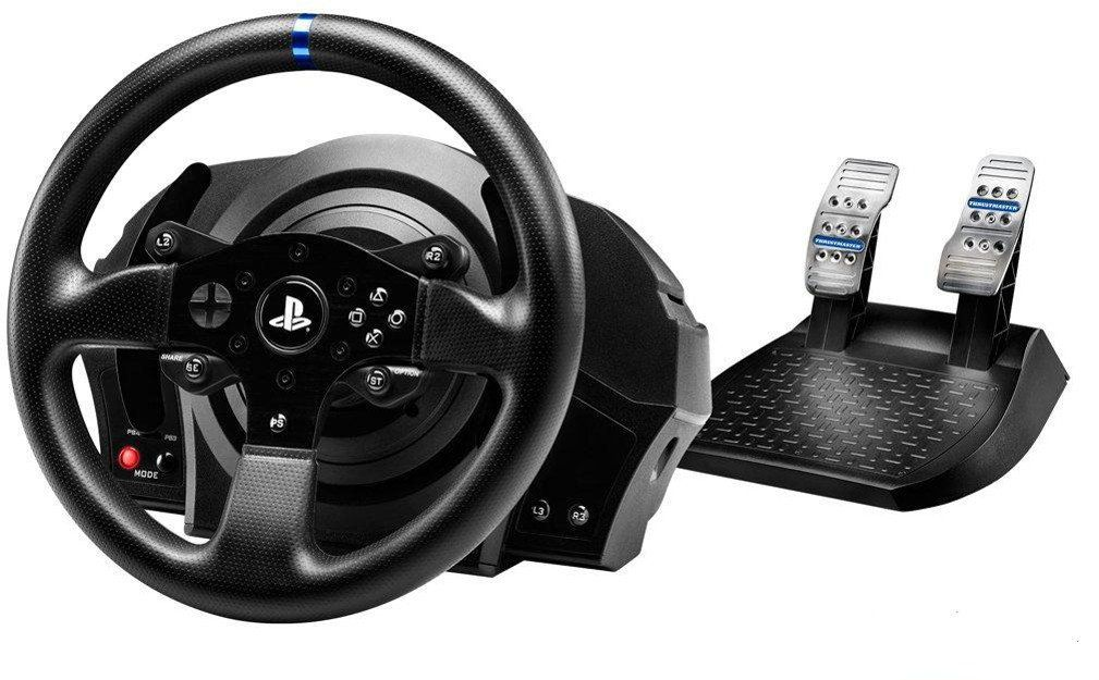 thrustmaster t300 rs test complet volant les num riques. Black Bedroom Furniture Sets. Home Design Ideas