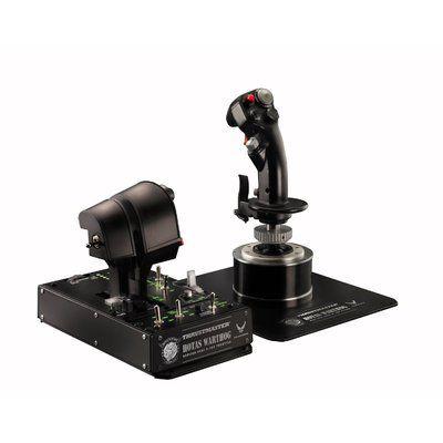 Thrustmaster Hotas Warthog, le joystick des mordus de simulation