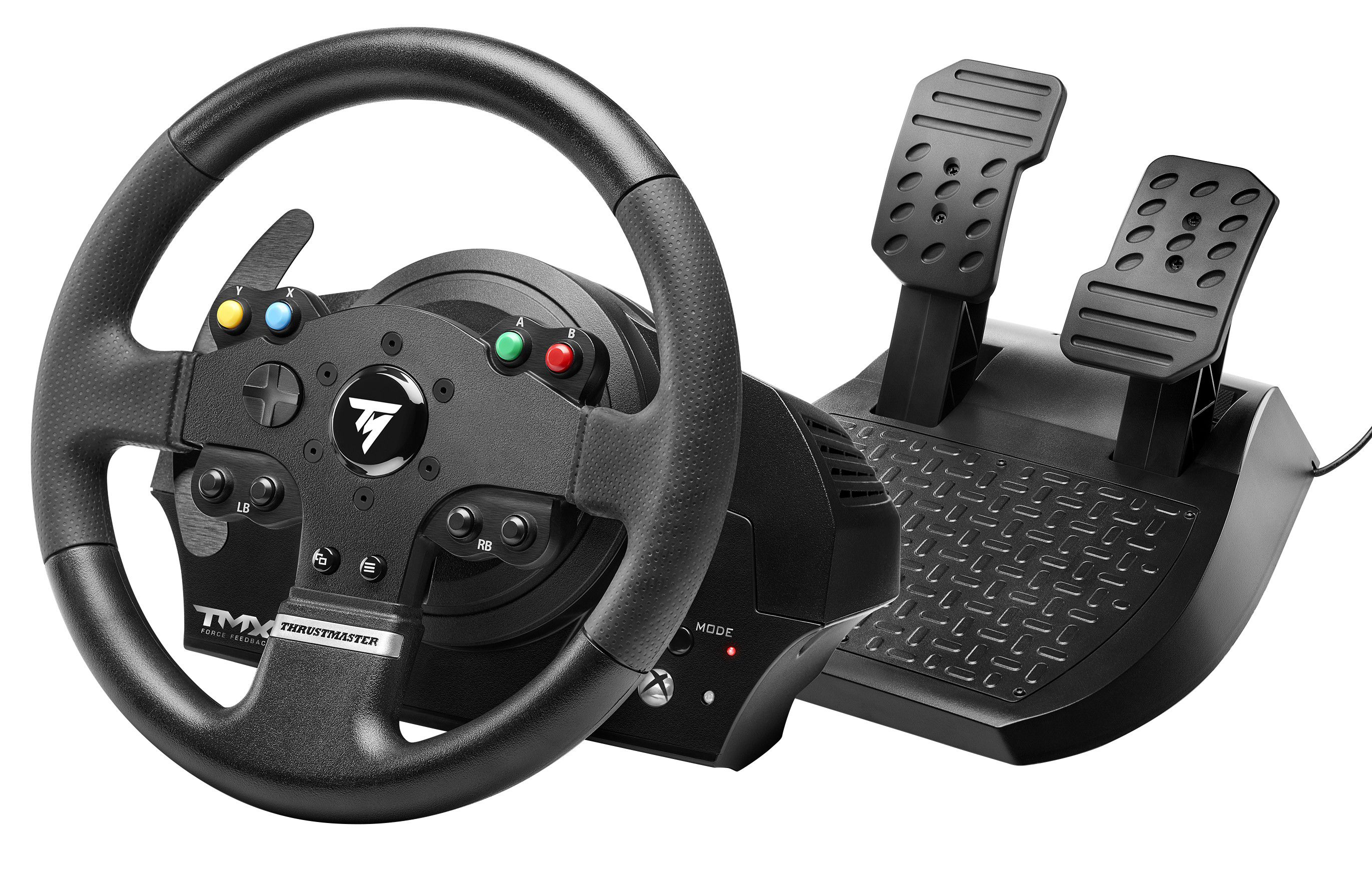 Thrustmaster tmx force feedback test complet volant les