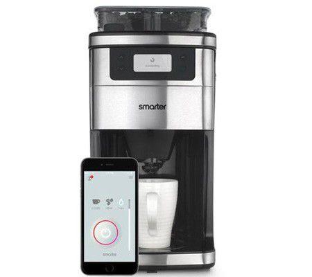 Smarter Smarter Coffee