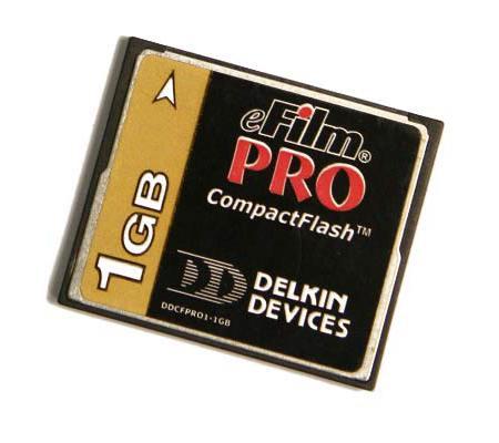 Delkin eFilm PRO 1GB