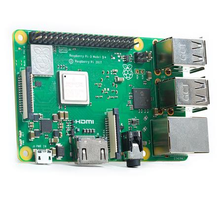 Raspberry Pi 3 Model B+ : plus puissant et