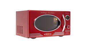 Siméo Retro series FC810: un four micro-ondes coincé dans les fifties