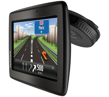 tomtom via 130 test complet gps les num riques. Black Bedroom Furniture Sets. Home Design Ideas