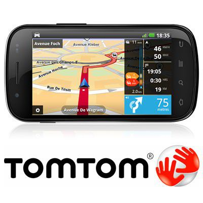 tomtom navigation pour android test prix et fiche. Black Bedroom Furniture Sets. Home Design Ideas