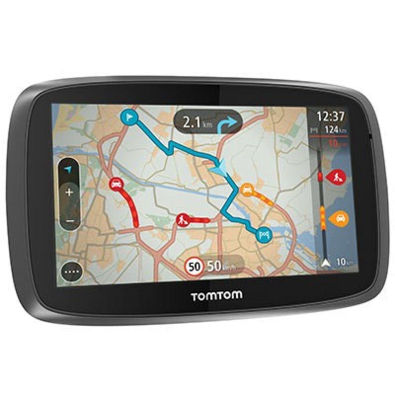 Test Tomtom Go 500 Cartographie Et Hd Traffic Gratuits A Vie Les Numeriques