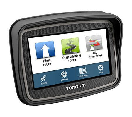 tomtom rider test prix et fiche technique gps les. Black Bedroom Furniture Sets. Home Design Ideas