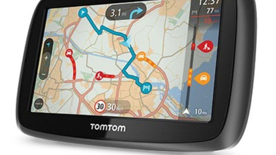 Test Tomtom Go 50 Maj De Cartes Et Tomtom Traffic Gratuits A Vie Les Numeriques