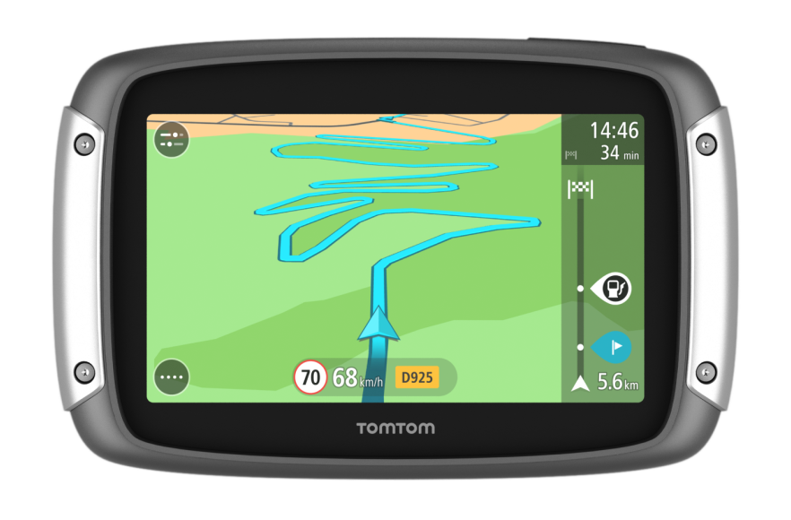 tomtom rider 400 test prix et fiche technique gps. Black Bedroom Furniture Sets. Home Design Ideas