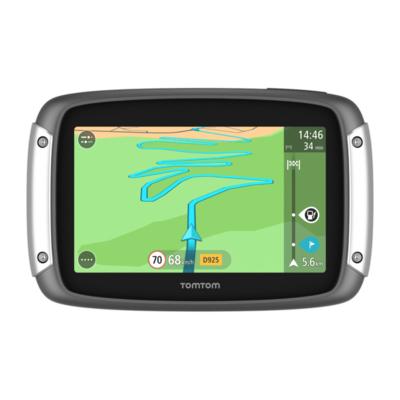 TomTom Rider 400, un GPS moto pour la balade occasionnelle et le quotidien