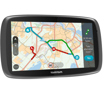 tomtom go 6100 test complet gps les num riques. Black Bedroom Furniture Sets. Home Design Ideas