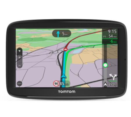 TomTom VIA 52 : test, prix et fiche technique