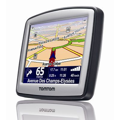 TomTom One France (printemps 2008)