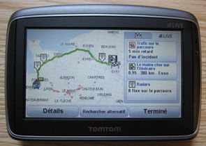 TomTom GO 750 LIVE After