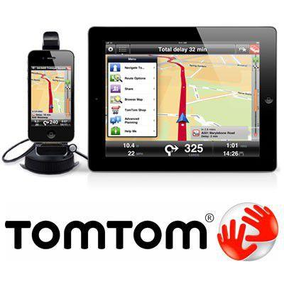 TomTom Navigation pour iPhone et iPad - Le meilleur de TomTom pour iOS