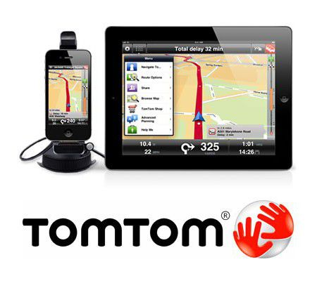tomtom navigation pour iphone et ipad test prix et. Black Bedroom Furniture Sets. Home Design Ideas