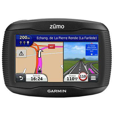 Garmin zumo 340LM, un GPS moto pour la route