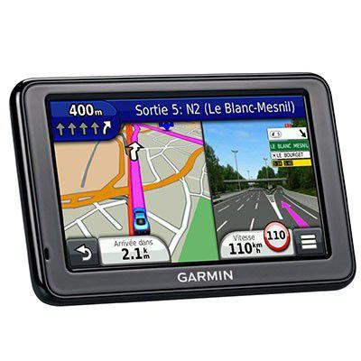 Garmin nüvi 2495LM - Un GPS avec cartes à vie reconnaissance vocale