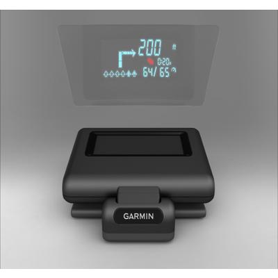 Garmin HUD, l'afficheur tête haute pour application GPS
