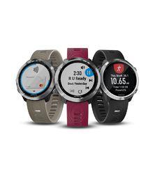 Montre Garmin Forerunner 645 Music: multisport avec cardio, GPS, baladeur