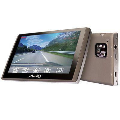 Mio Combo 5107 LM, le GPS avec caméra embarquée