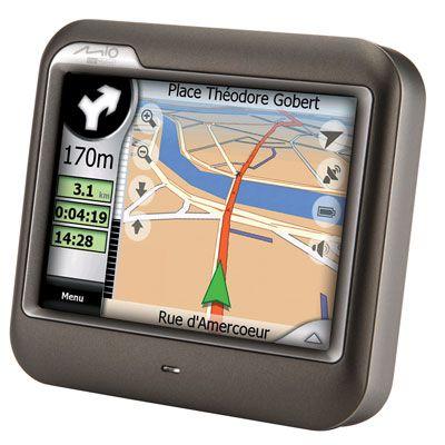 C320 GPS TÉLÉCHARGER CARTE MIO