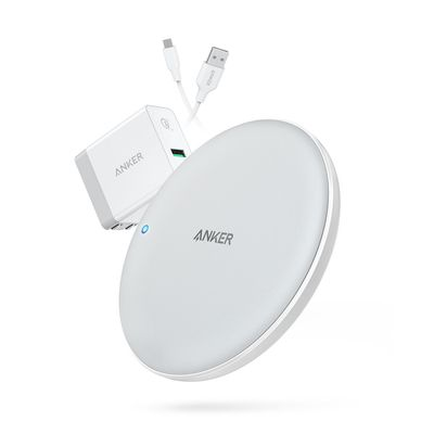 Anker PowerWave 7.5 Pad: un chargeur sans fil simple et efficace