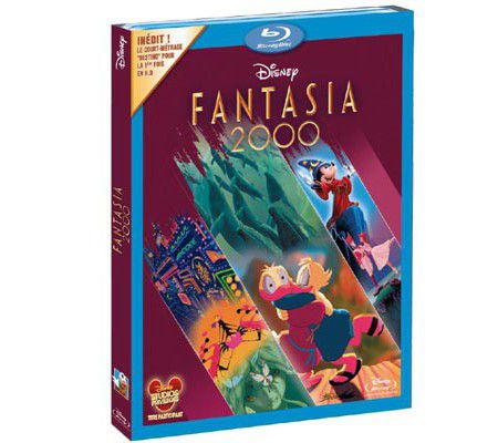 Fantasia 2000 (Edition Blu-ray 2010)