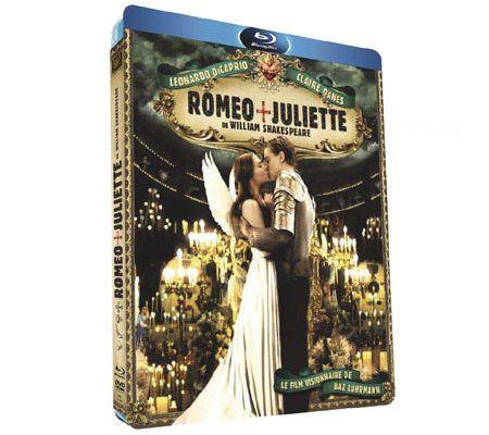 Romeo + Juliette (Baz Luhrmann - Blu-ray 2010)