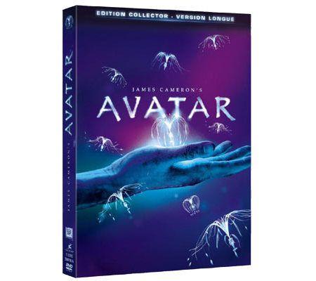 Avatar (Version longue/ultimate - 3 BD)