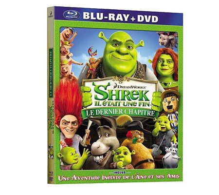 Shrek 4 (Blu-ray - 2D)
